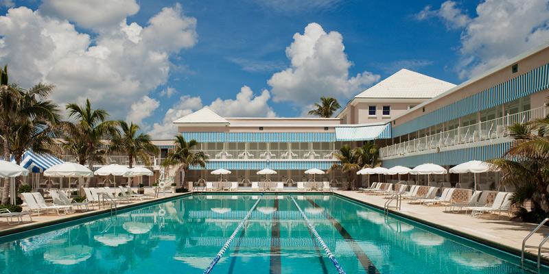 Bath And Tennis Club Palm Beach Florida