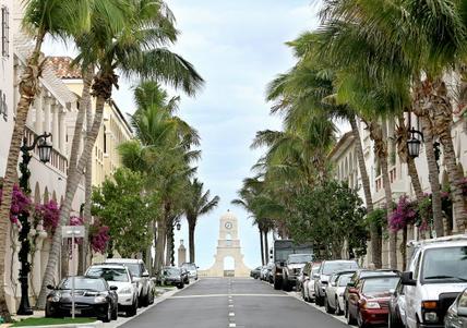 Palm Beach Resorts  South Ocean Ave West Palm Beach